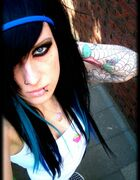 why is emo sex hot super hot emo girl fuck